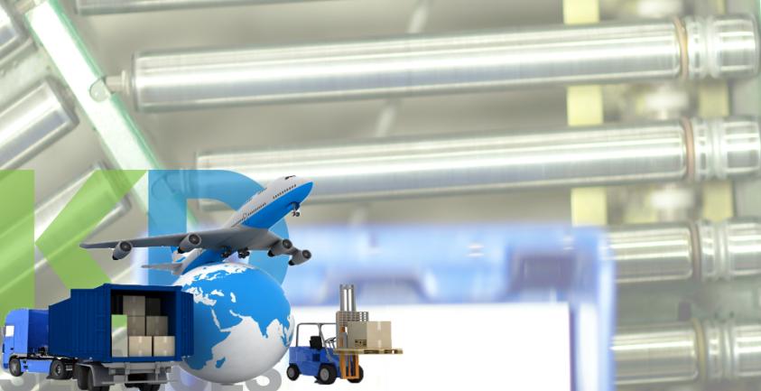 Préparation de commande pour l'international : globalisation des activités
