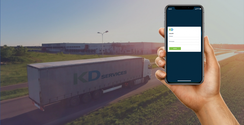 Track & Trace your shipment through our webportal