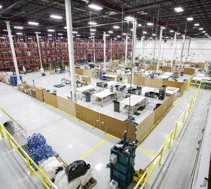 Warehouse Clerck